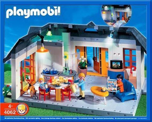 Retrouvez toutes les pièces détachées du set playmobil 4062 city life appartement avec éclairage