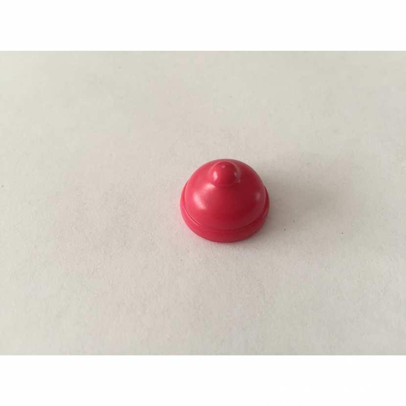 Bonnet à pompon ROSE 30090620 PICE DTACHE PLAYMOBIL 4891 MARCHE DE NOEL