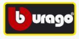 Logo burago miniature de collection maquette de taille 1/18