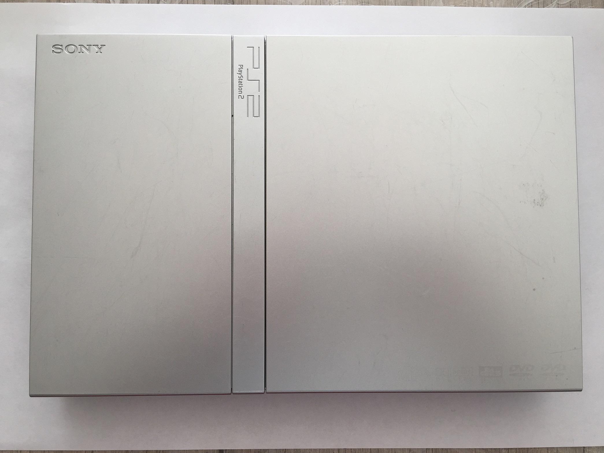 Pièce détachée console de jeu Sony Playstation 2 PS2 Slim SCPH-75004