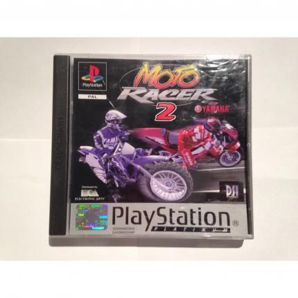 MOTO RACER 2 PLATINUM JEU COMPLET PS1 PLAYSTATION 1