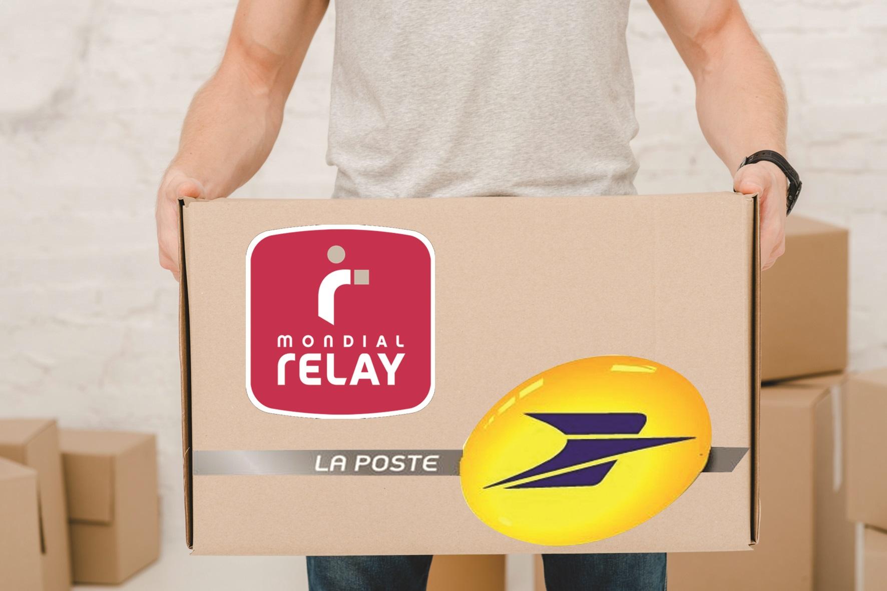 Livraison gratuite par Mondial Relay à partir de 40 euros d'achat sur laboiteauxpieces