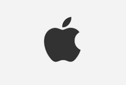 Logo de la marque Apple, pièce détachée disponible sur le site internet laboiteauxpieces