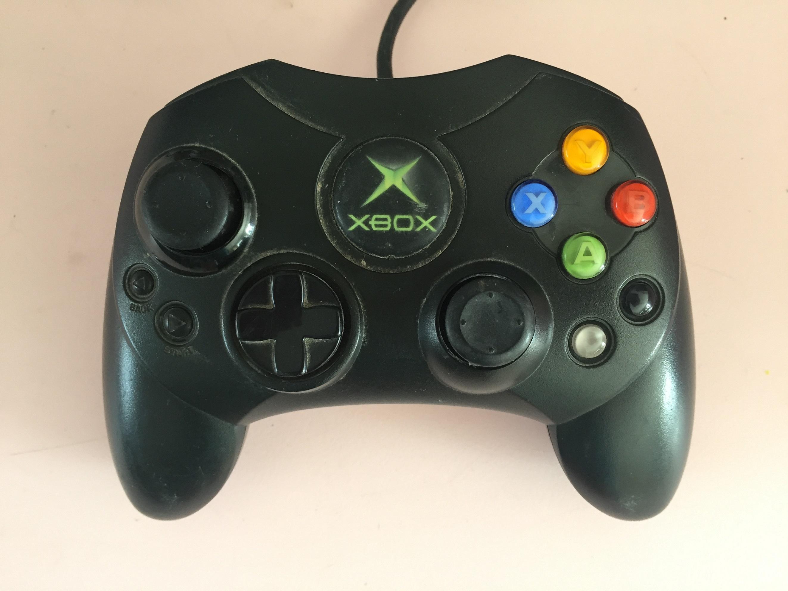 Manette controller X08-69873 console microsoft xbox 1ère génération