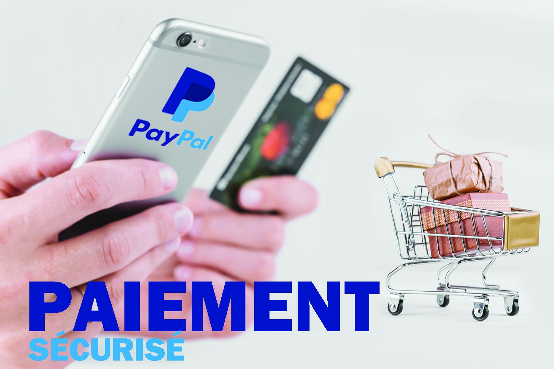 Paiement de votre panier par Paypal