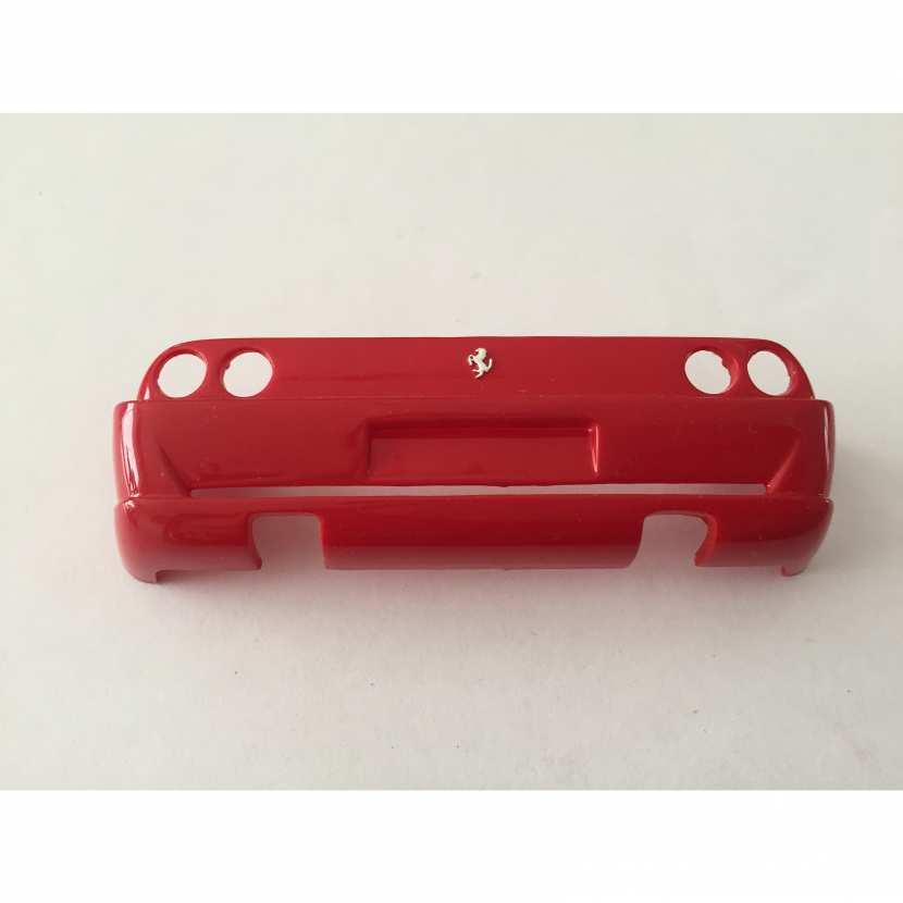Pare-chocs arrière pièce détachée miniature Hotwheels Mattel Ferrari F355 1/18