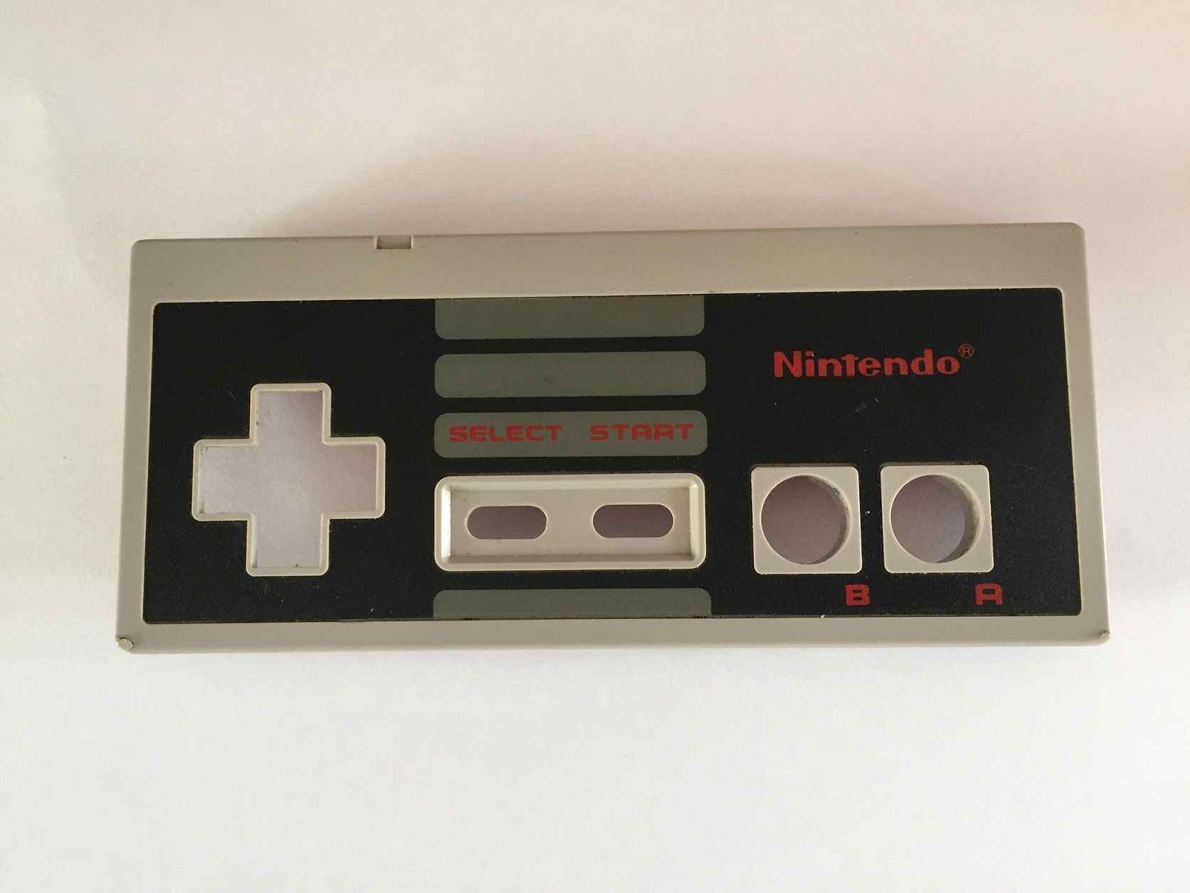 Pièce détachée manette Nintendo NES