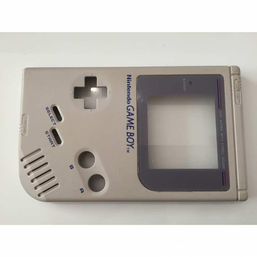 Plasturgie coque pièce détachée console de jeu de marque Nintendo Type Game Boy DMG-01