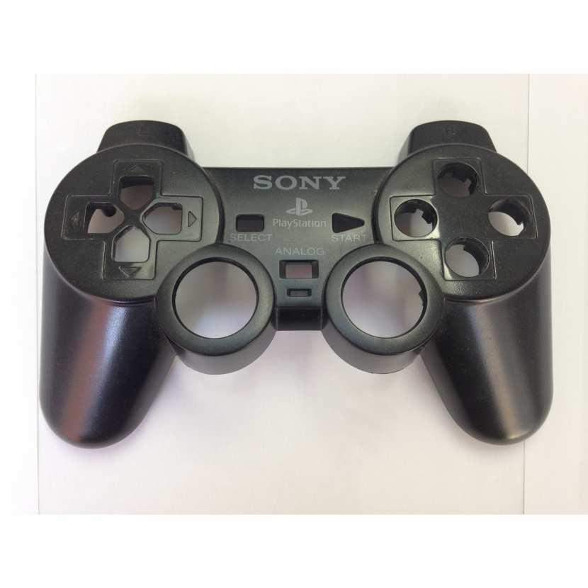 Plasturgie coque supérieur pièce détachée pour manette de console de jeu de marque Sony type SCPH-10010 Playstation 1 PS1 PS2