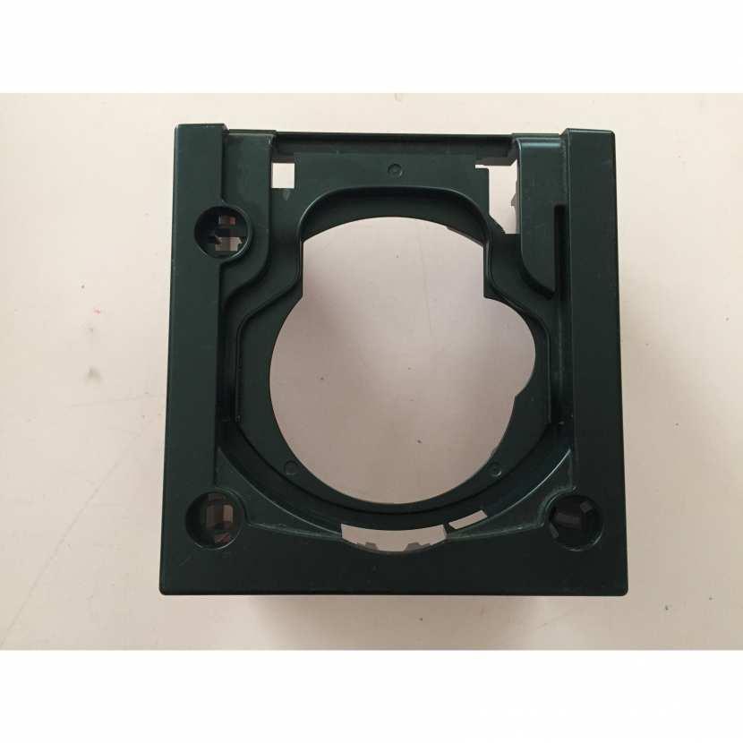 plasturgie supérieur coque du dessus pièce détachée console de jeu de marque nintendo type gamecube reference dol-001 JPN version japonaise de couleur noir