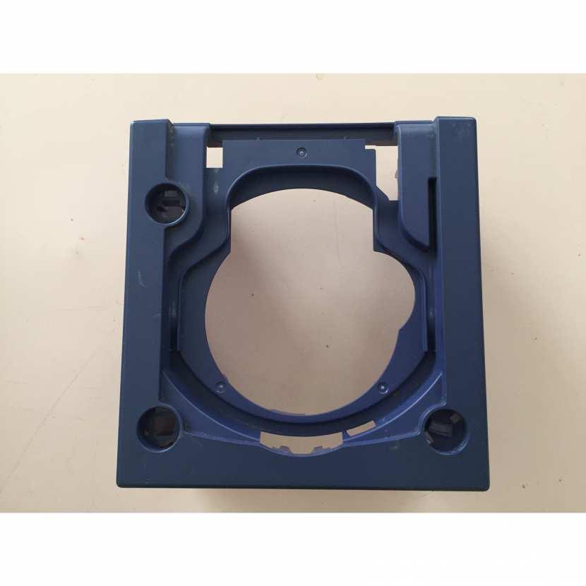 plasturgie supérieur coque du dessus pièce détachée console de jeu de marque nintendo type gamecube reference dol-001 JPN version japonaise de couleur violette