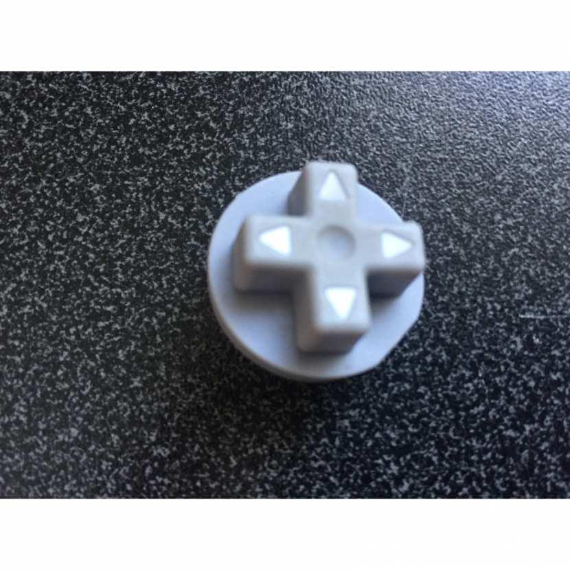 touche directionnelle pièce détachée pour manette de console de jeu de marque Nintendo type Gamecube référence DOL-003