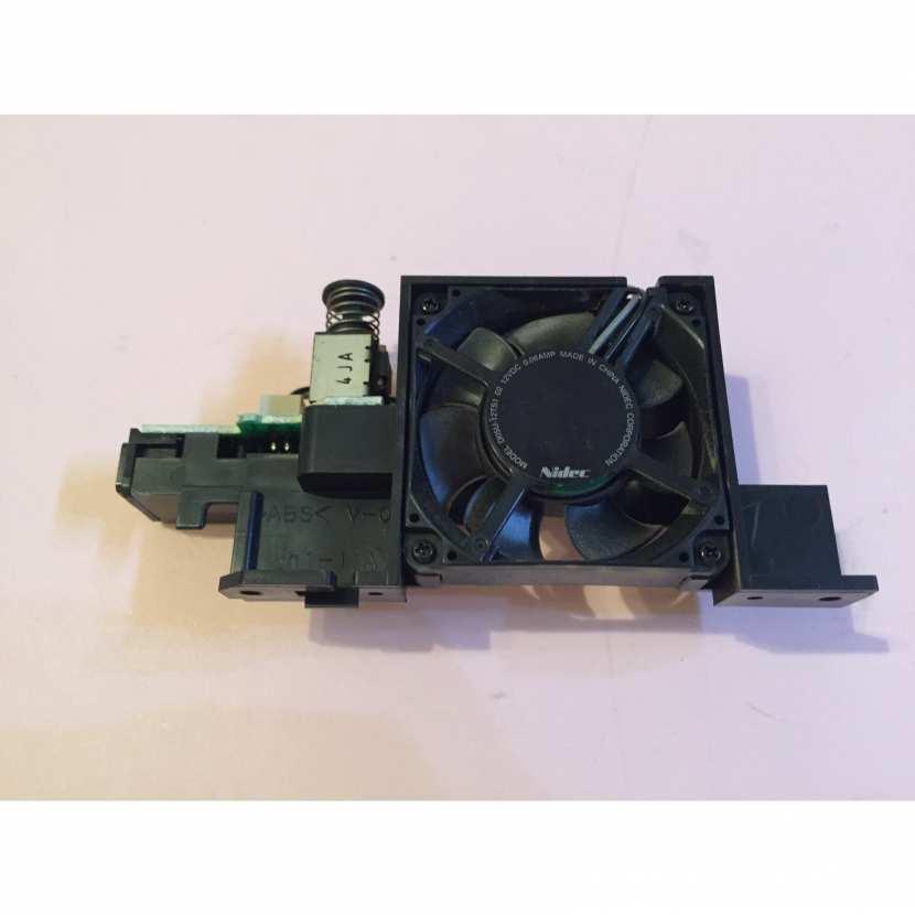 ventilateur interne pièce détachée pour console de jeu de marque nintendo de type gamecube référence DOL-101 JPN version japonaise